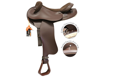 TEKNA STOCK SADDLE with Interchangeable gullets