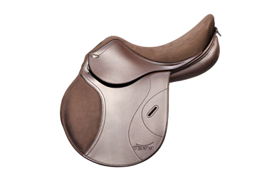 Tekna A line Pony All purpose saddle suede seat