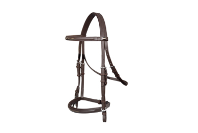 Tekna Fancy Stitched Snaffle Bridle